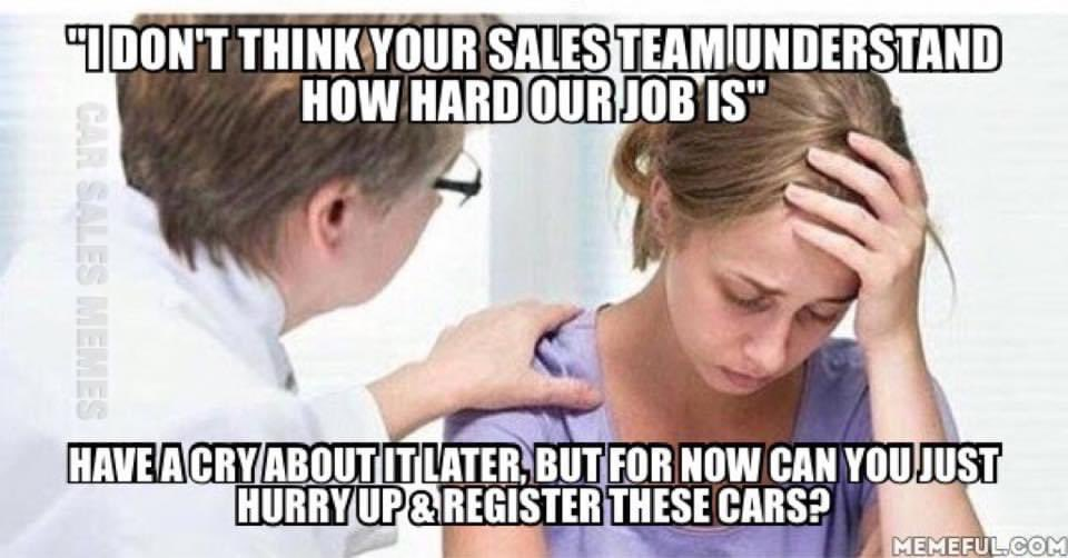Car Sales memes (@Carsalesmemesuk) on Twitter photo 2020-09-30 07:09:03