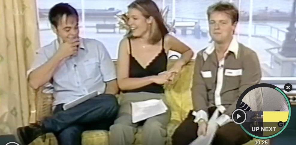 Oh my, SM:TV is back and Cat's outfit in this old clip was all I wore for the ENTIRE of sixth form https://t.co/EDnr0T7R4T https://t.co/ye91vjSANt