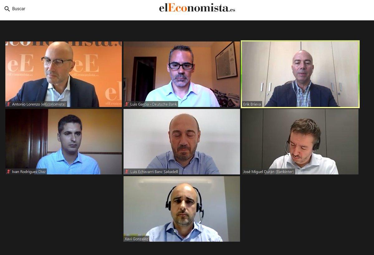 ARRANCA el🔸ForoInteligenciaArtificialeE   🔎Encuentro de expertos en Inteligencia Artificial  🎙️Modera @antoniolorenzo   💡¡Muchas gracias a @oracle_es y @Telefonica! https://t.co/F2stVCntXh