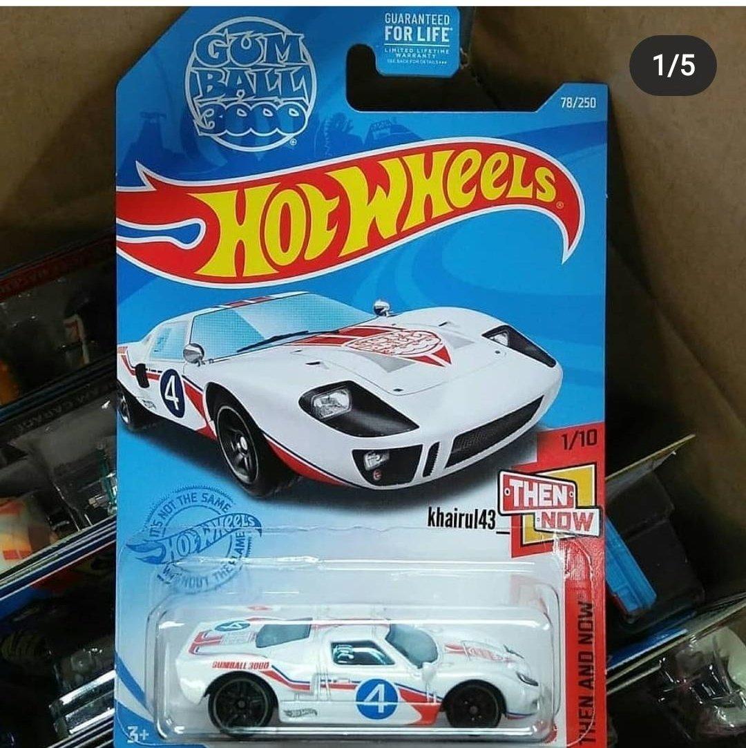 🕵️ #Gumball3000 @Ford Gt40 @Hot_Wheels @Mattel @theModelking https://t.co/p5fLo0GAZz