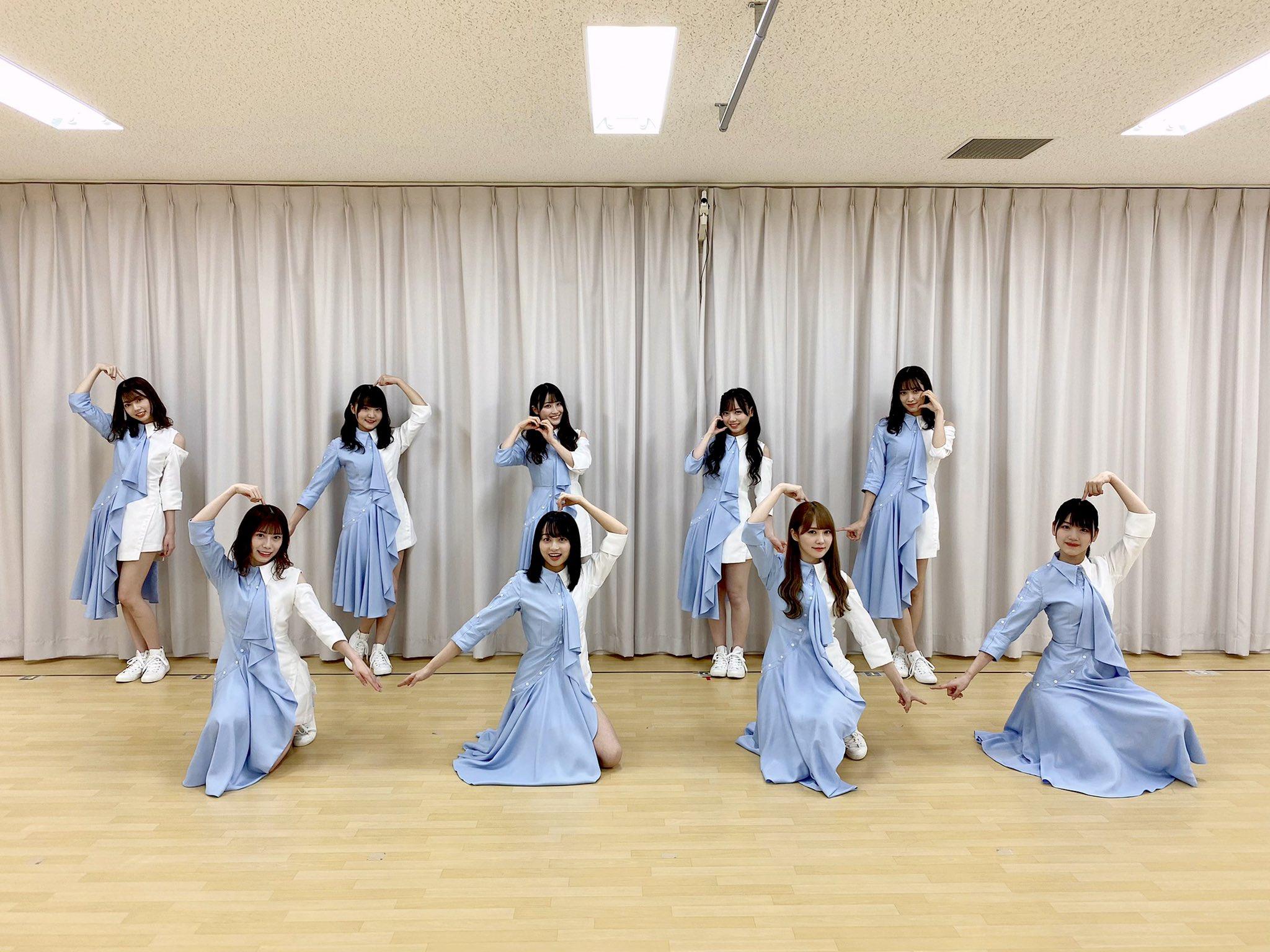日向坂46 衣装 アザトカワイイ