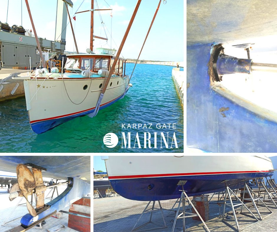 We recently helped the owner of a 1931 classic wooden #motoryacht with its shaft as well as some other minor repairs. The customers left very happy and satisfied, complimenting us on our #skills and professionalism. Get in touch for highly skilled technical works on your #boat. https://t.co/OvUIzSCyL3