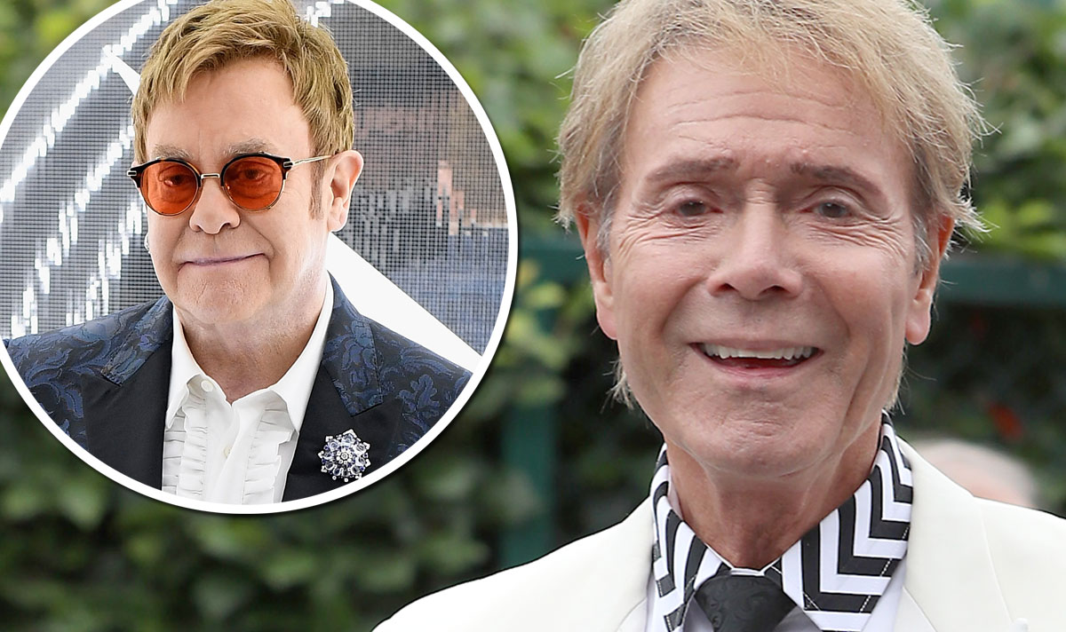Cliff Richard explains Elton John's nickname for him sparked by weekly calls to his office https://t.co/YVlNiTgYQu https://t.co/gJcayYFGmr