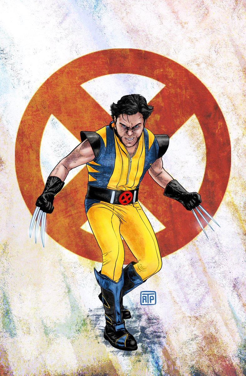 #Wolverine #logan #xmen #marvelcomics #marvel #adobefresco #digitalart #ipadart #illustration #adobedrawing_light #cosplayart