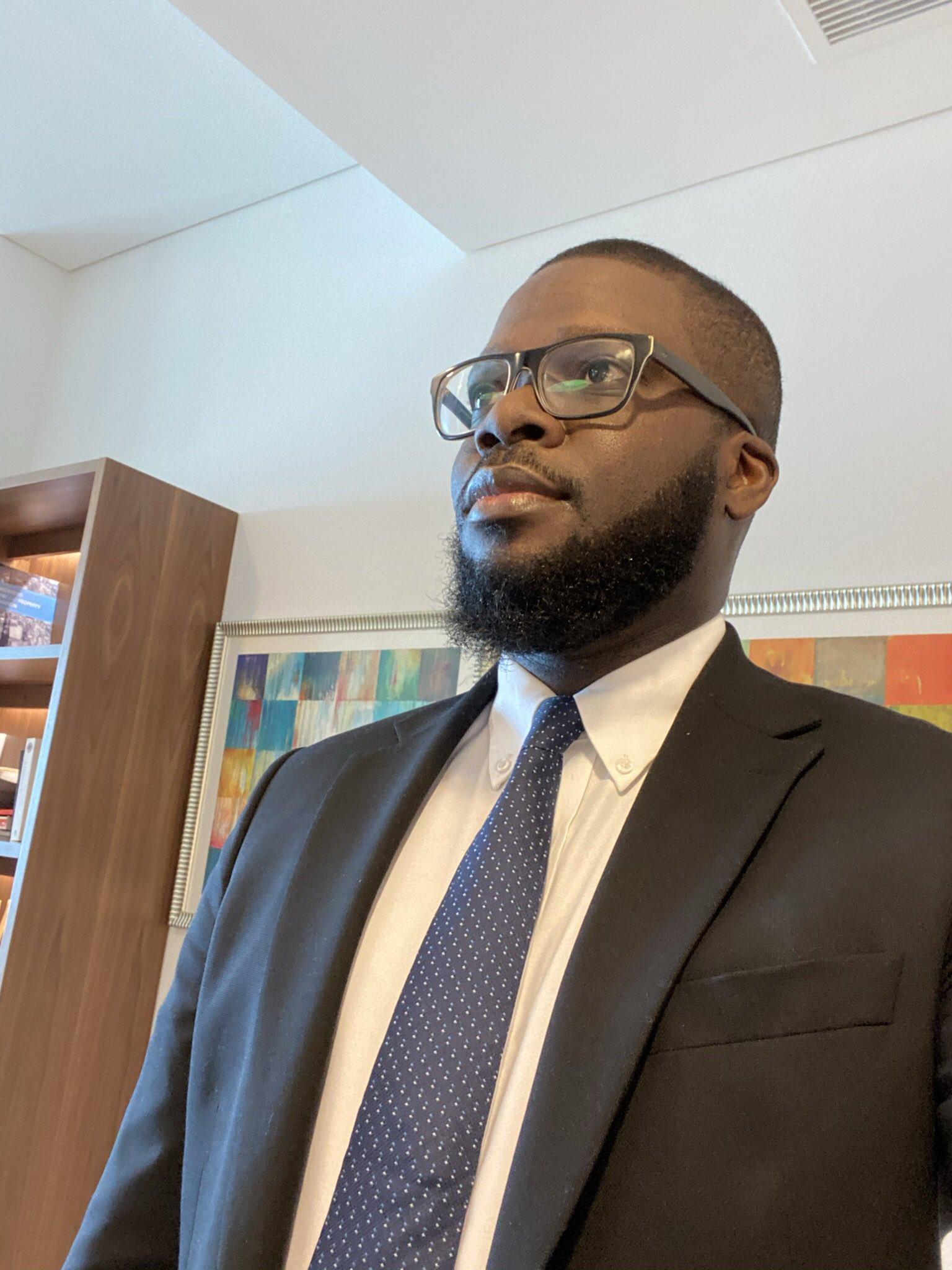 """Alexander Ezenagu, PhD on Twitter: """"Grateful to have been selected by @TaxCOOP as Top 35 Leaders ..."""