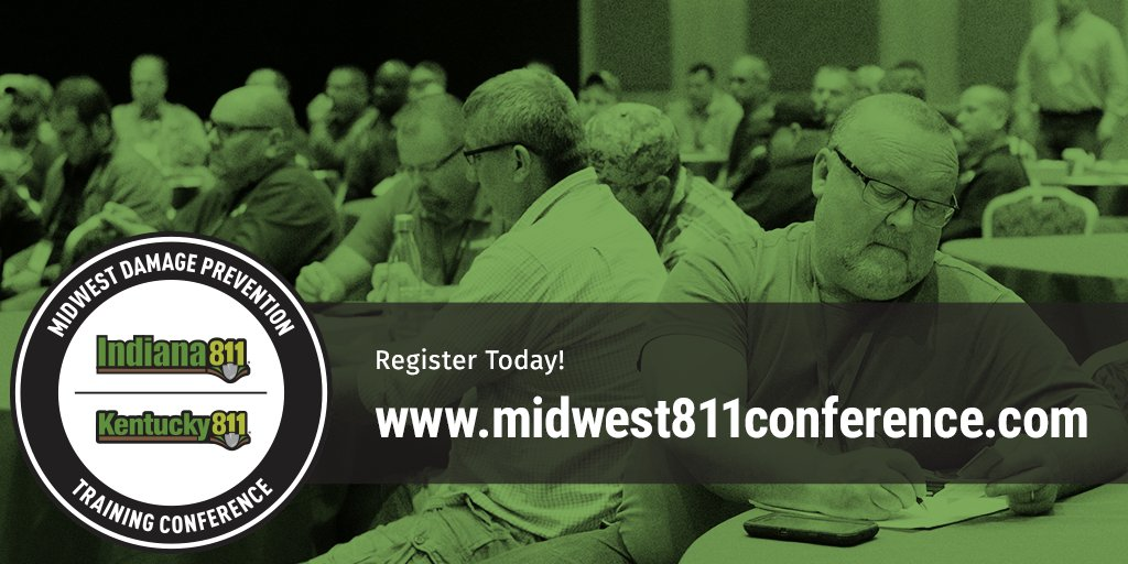 The wait is over!!! Registration is now open for the 2020 Virtual Midwest Damage Prevention…