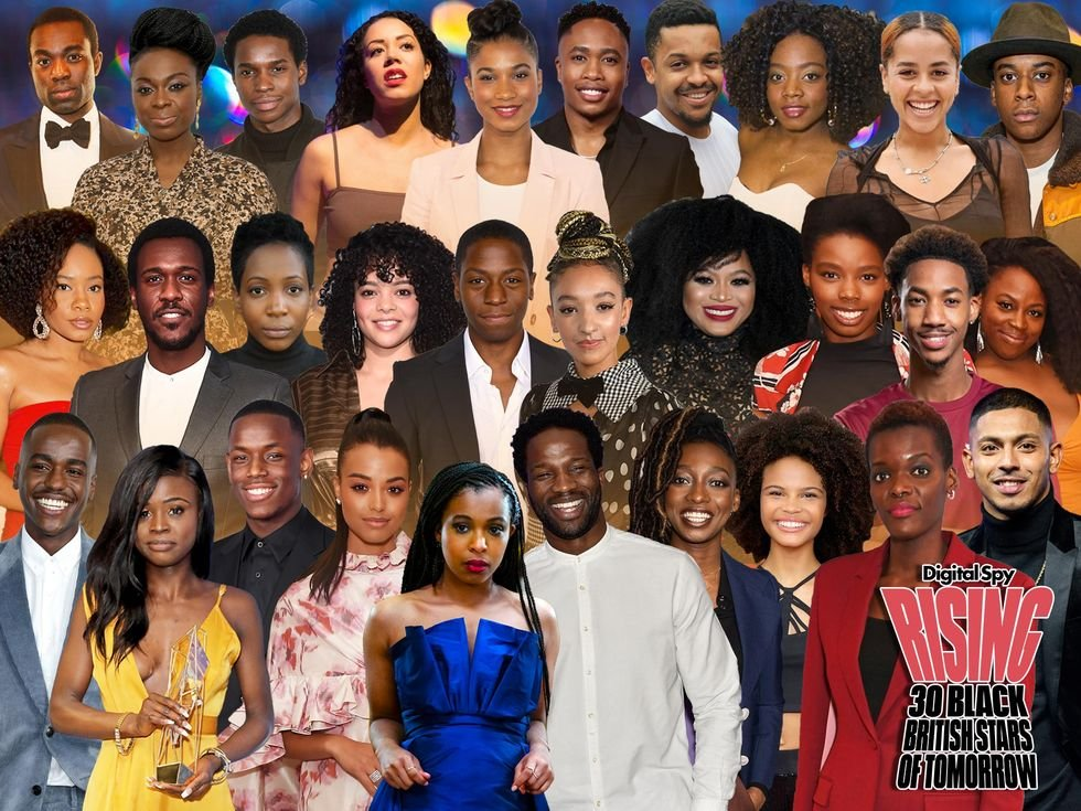 .@digitalspy has announced 30 Black British stars of tomorrow and @aron_julius, #JoanIyiola, #LydiaWest, @LittleSimz & @oliveisgrayy are on the list. 🎉 Congratulations. 👏  Read more about it here 👉