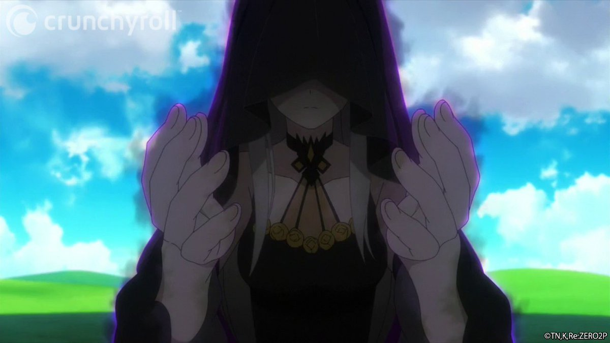 Re:ZERO -Starting Life in Another World- Season 2 Mid-Season Finale – The Sounds That Make You Want to Cry - is now available! Watch: bit.ly/3n1dY4q