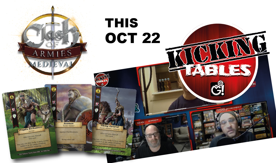 Thanks @OMGnexus For the interview yesterday! It was great!. You should follow their channel, awesome Interviews and Reviews! Mine will be live Oct 22, the day that @SPIEL_Messe starts :D #boardgame #boardsgame #brettspiel #juegosdemesa #tabletop https://t.co/YLd6QrJbPV