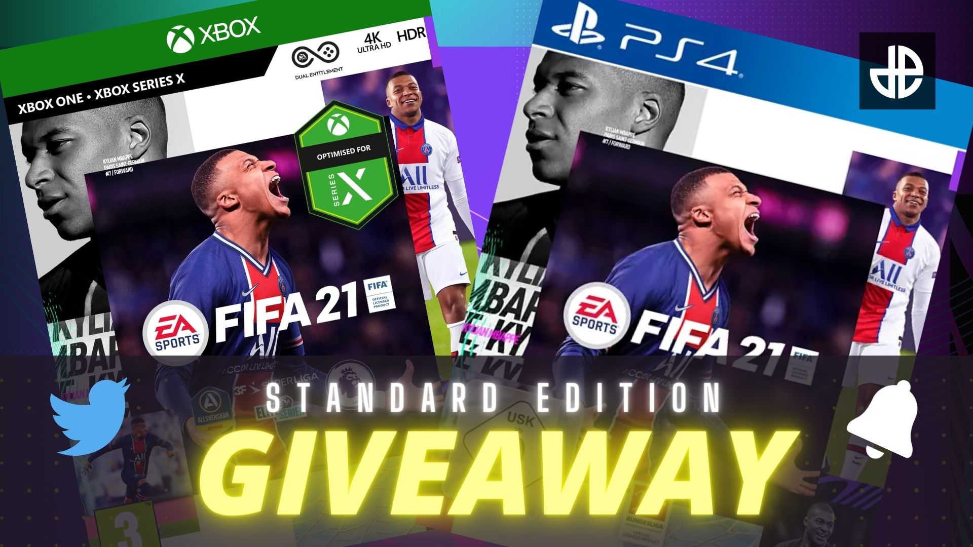 Fifa 21 News On Twitter 𝗙𝗜𝗙𝗔 𝟮𝟭 𝗴𝗶𝘃𝗲𝗮𝘄𝗮𝘆 𝗵𝗲𝗿𝗲 𝘄𝗲 𝗴𝗼 We Re Giving Away A Copy Of Fifa21 And Here S How To Enter Like And Rt This Post