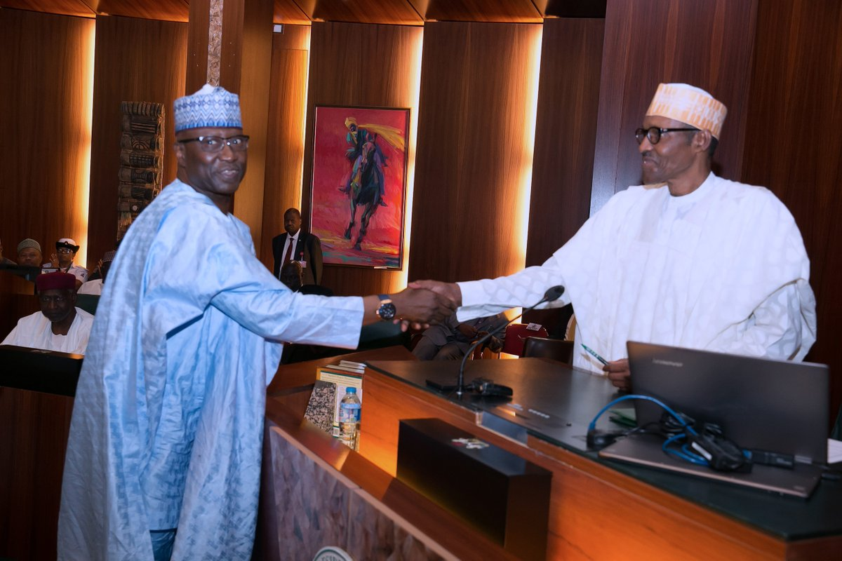 .@MBuhari-led Government Committed To One United Nigeria, Says Boss Mustapha   Sahara Reporters https://t.co/iaUm2MsrBe https://t.co/PUzT0EGBDf