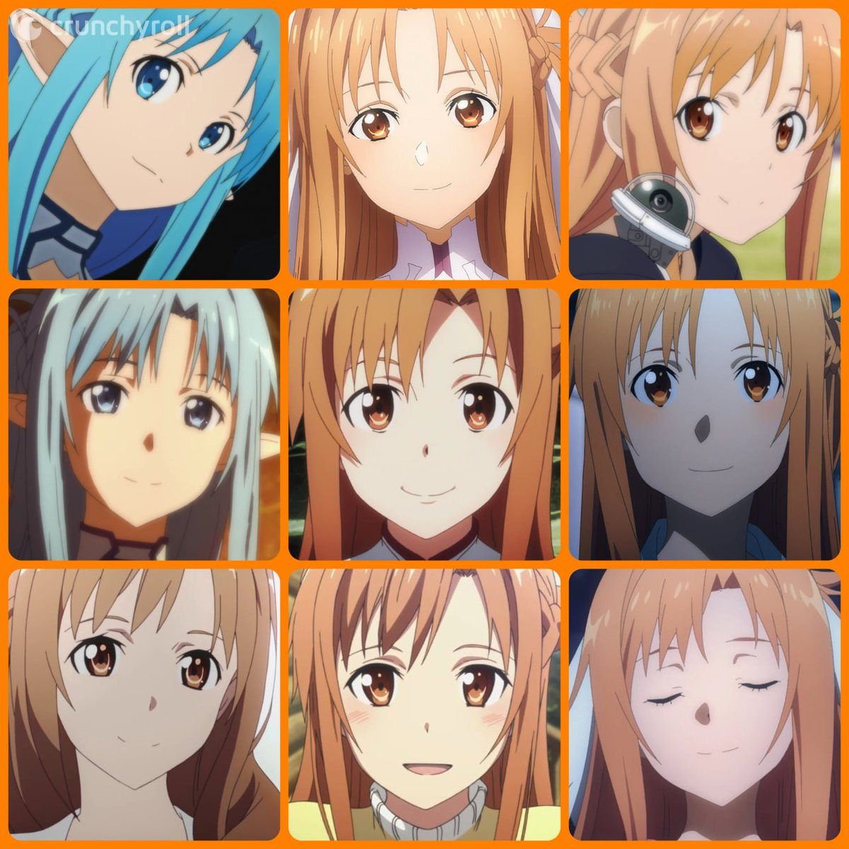 (9/30) Happy Birthday Asuna and Kuroyukihime 🎉