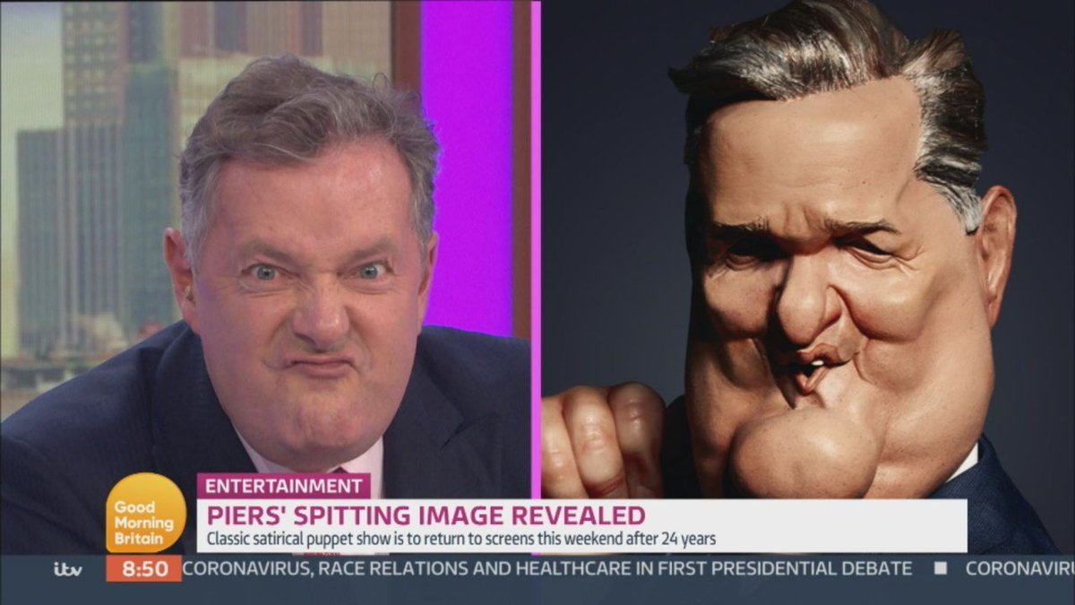 Which one is the puppet image?