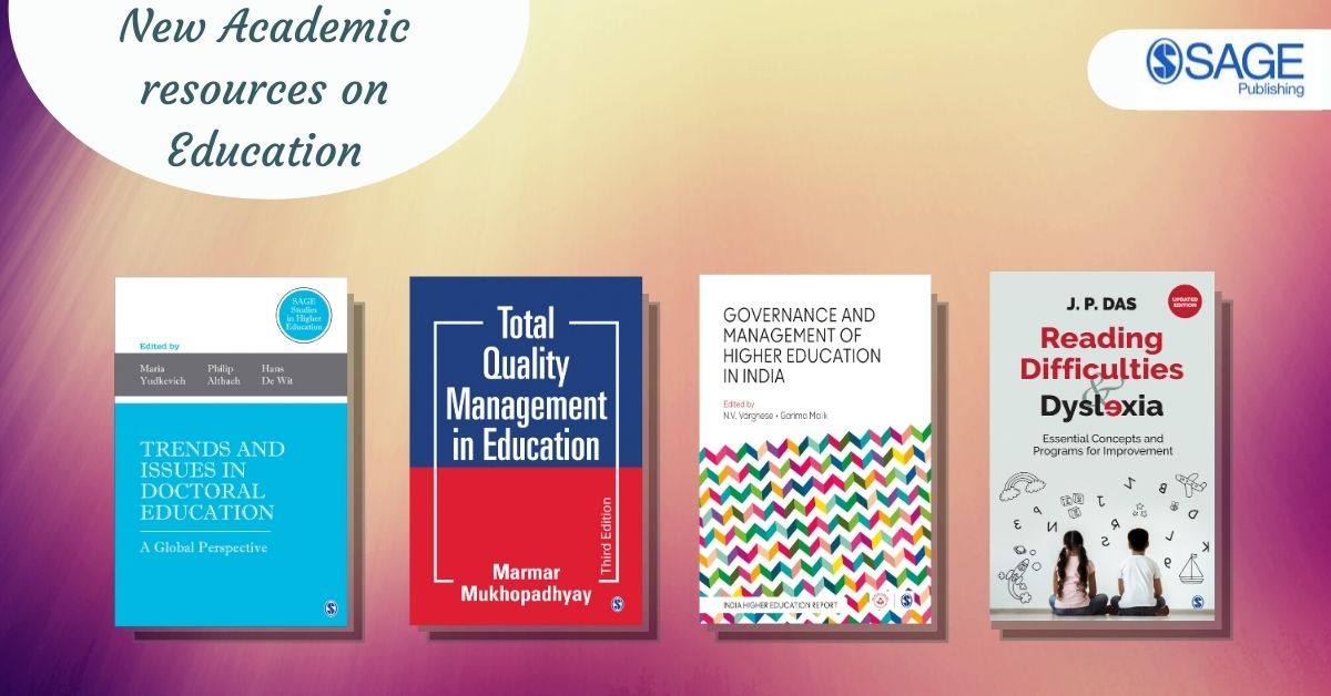 Find out more about trends and developments across the educational sector in India, as well as changes in policies on education!  Order these titles now and browse more academic resources@ https://t.co/2oGcgLzK4O  #Education #Learning #Policy #LearningDisability #Academia https://t.co/pfj2PCSvAm