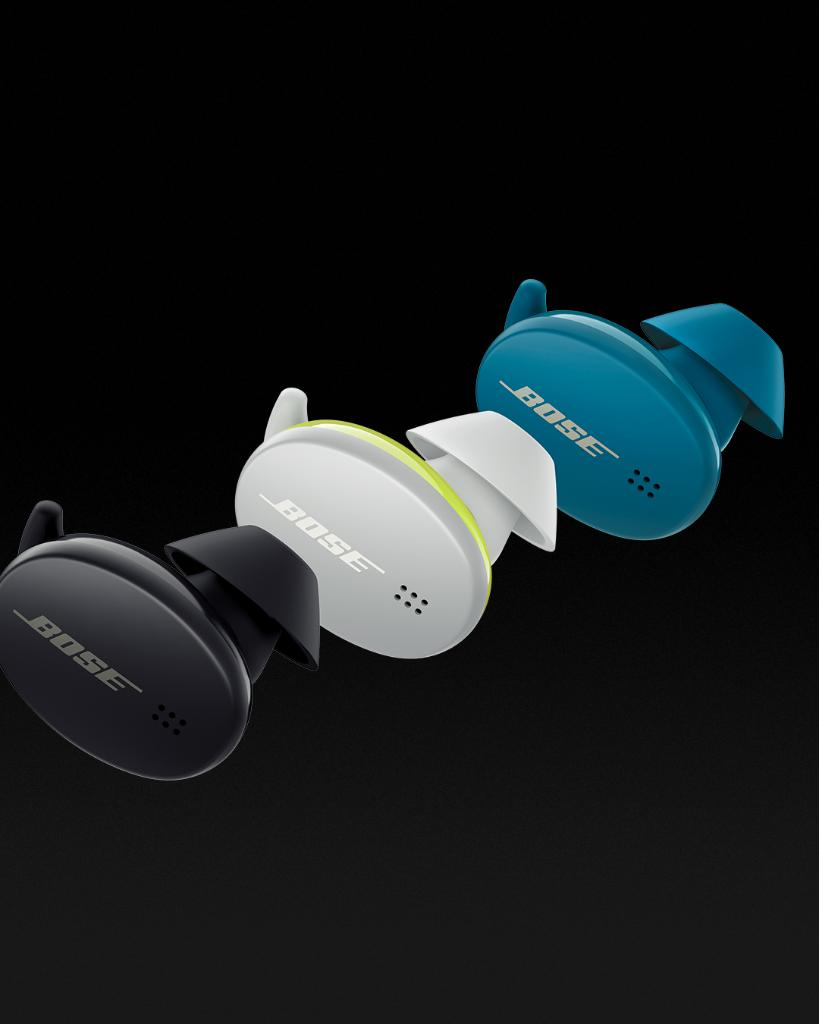 Time for a new personal best. The new Bose Sport Earbuds are available now: https://t.co/Nk6WogSIZ1 #BoseEarbuds https://t.co/y6RehcKdQX