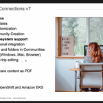 Image for the Tweet beginning: #HCLConnections 7.0 will be an