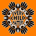 Image for the Tweet beginning: On #OrangeShirtDay we recognize the