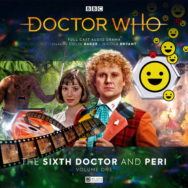 HURRY! These titles increase to RRP at 23:59 (UK time) tonight.  Missy Series 2 👉 https://t.co/JIXURqCFP8 The Sixth Doctor and Peri Volume 1 👉 https://t.co/wwZyVnqaec The Human Frontier 👉 https://t.co/cJePpWpURI Adam Adamant Lives: Face Off 👉 https://t.co/ZDt3l0V0eU https://t.co/zigDwDqehS
