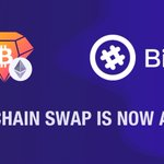 Image for the Tweet beginning: Now! @BitpieWallet supports Wrapped BitcoinDiamond(WBCD)co-chain swap.
