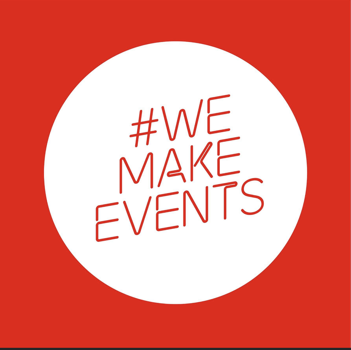 We support the campaign to save the live music industry #WeMakeEvents