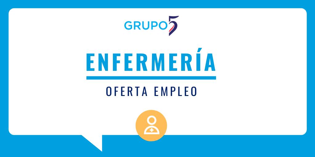 test Twitter Media - #Empleo #Trabajo Buscamos personal de #Enfermería para Residencia de #Mayores #Orcasur. Damos varias posibilidades de horario con flexibilidad de entrada y salida. #EmpleoEnfermería    Más info en: https://t.co/leLjl6nF2u https://t.co/JTX9TNy7t7