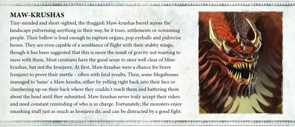 Maw-Krushas #Greenskins #Warhammer #AoS #AgeofSigmar #Warmongers #WarhammerCommunity https://t.co/EFseGhePIo