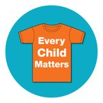 Image for the Tweet beginning: Today is #orangeshirtday2020, a day