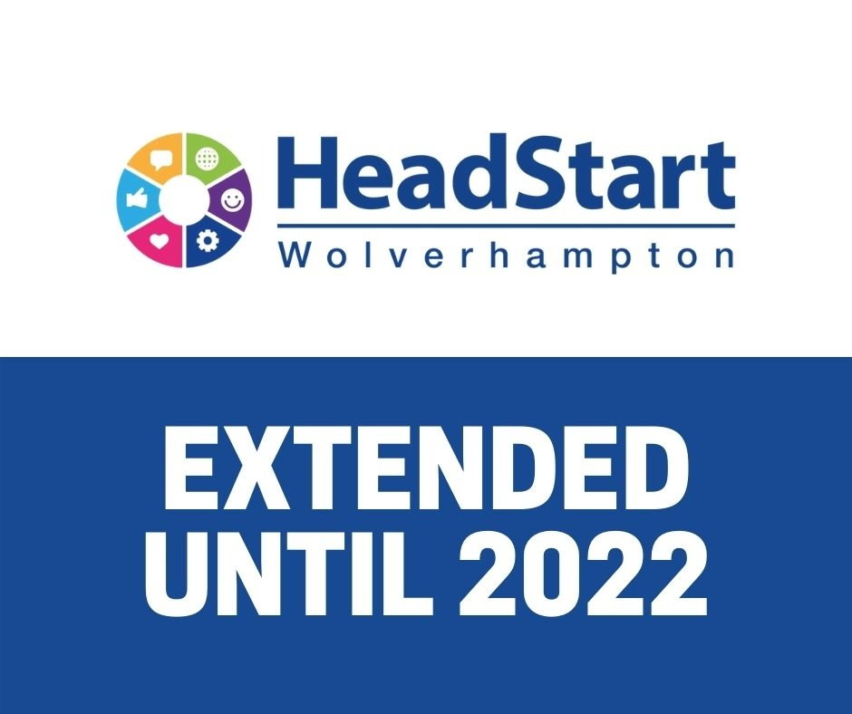 😁 Fantastic news - hundreds more children and young people in Wolverhampton will receive support with their emotional and mental wellbeing after the HeadStart programme was extended by @TNLComFund until 2022.  Full story: https://t.co/DQdVElW5X0 https://t.co/KgruTCrWGx