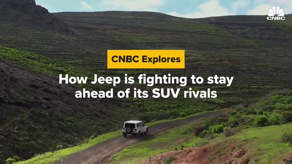 Image for the Tweet beginning: Jeep is perhaps one of