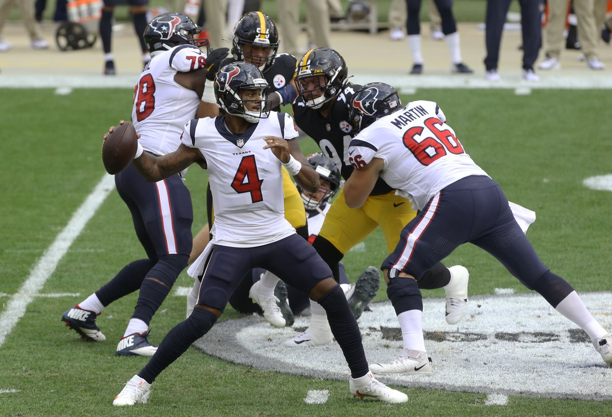 Texans improve two spots in USA TODAY NFL power rankings https://t.co/3sAFF1SMEj https://t.co/sQ7NDLqOtN