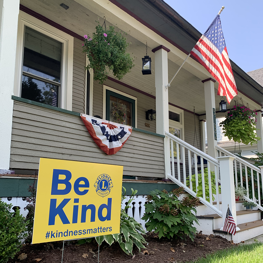 test Twitter Media - Show your community that #KindnessMatters! Inspired by the Terryville Lions Club's Plymouth Keys For Kindness project, we now have Lions signs available to download and display in front of your home. Tag @lionsclubs with photos of signs in your community! https://t.co/Z5Fko408YP https://t.co/HUzhxnxWXf