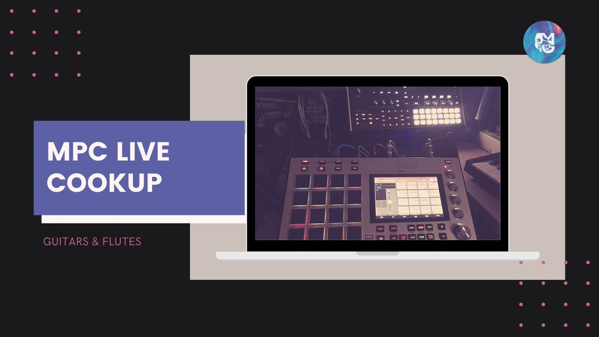 https://t.co/Dx90ZN12Yy  We Live ... Cook Up? 3am? Mini Daily? Who knows...just the survival scrolls 🗣️🎹🚨  #akaimpclive  #beatmaking  #music #daily  #livestream https://t.co/E3xvxVYDY8