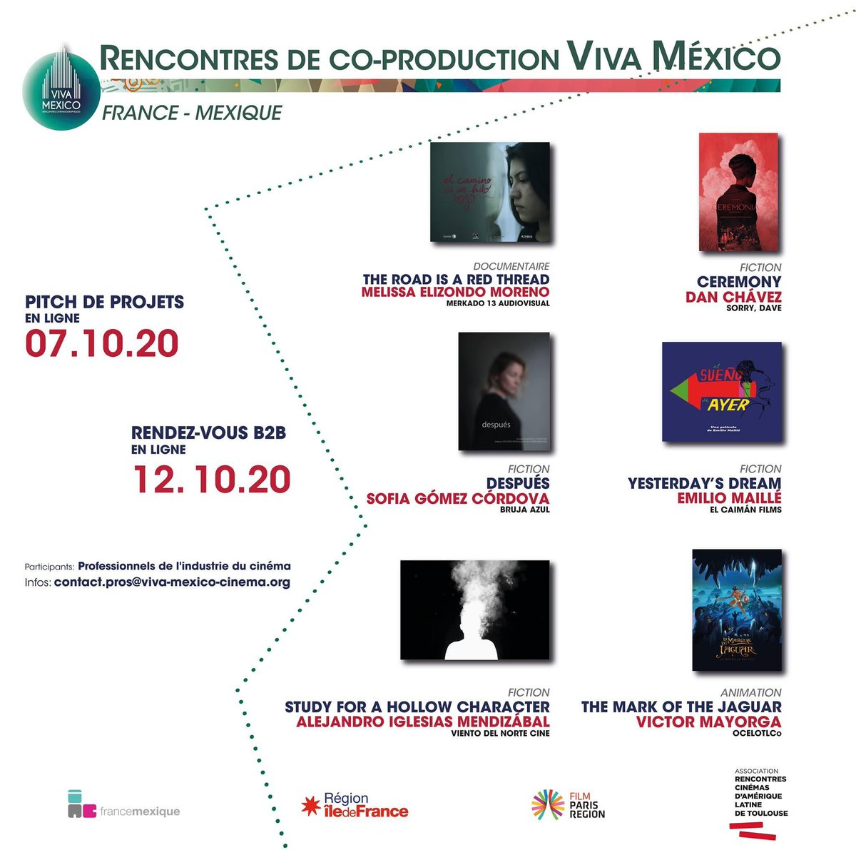 Viva Mexico Cinema