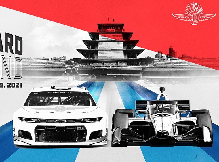 This will be interesting !  Great to see ! #IndyCar + #NASCAR @IMS  #MotorsportEcosystem #AutoRacing #Motorsport #Brickyard @NASCAR  @IndyCar  https://t.co/yuFWo0eCA3  | #RaceRemote https://t.co/4aHshoZ88Q