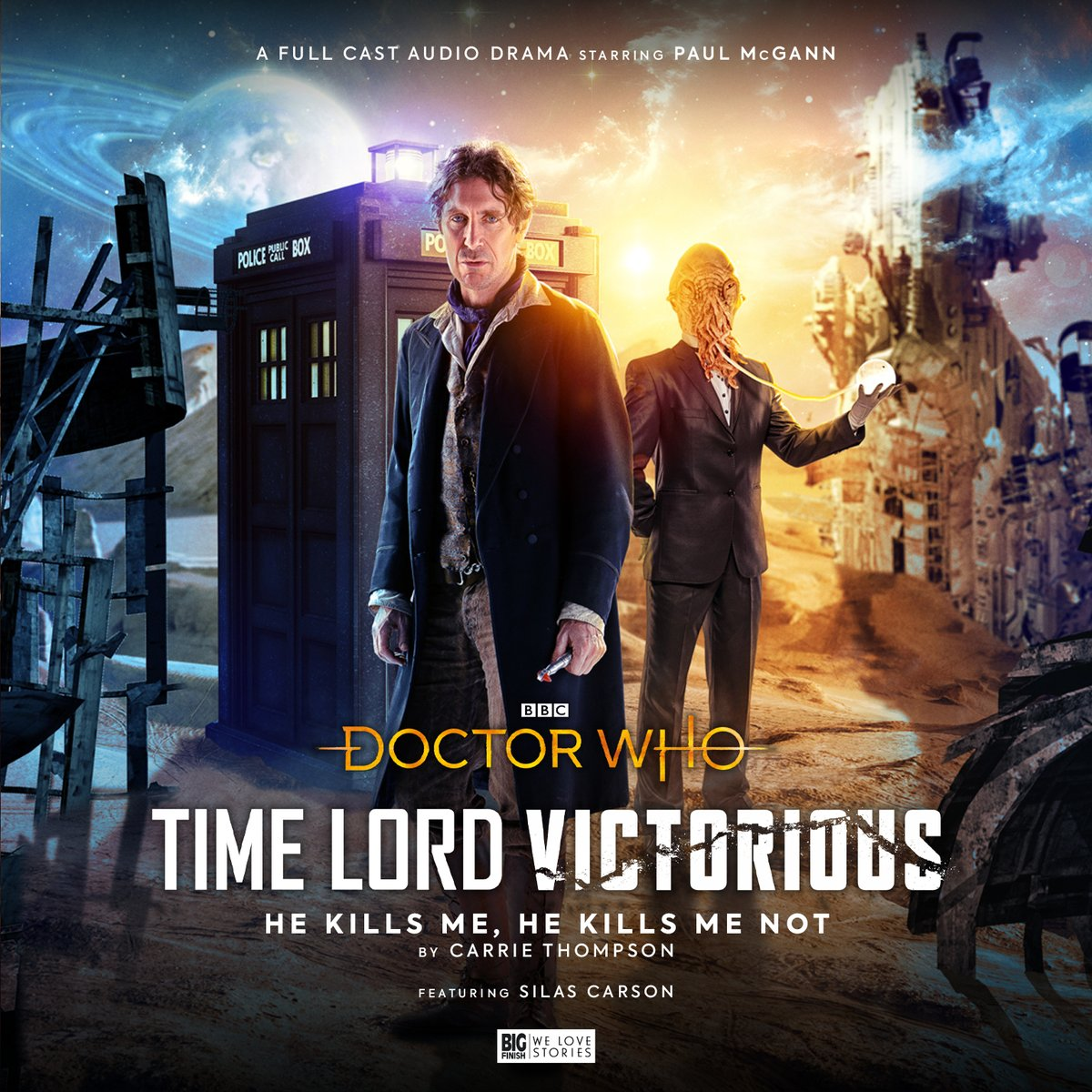 Sure, October begins tomorrow but you're going to have to wait a little while... PRE-ORDER the #TimeLordVictorious bundles here: https://t.co/7x4ozA7CY5 https://t.co/1HYza5tnRr
