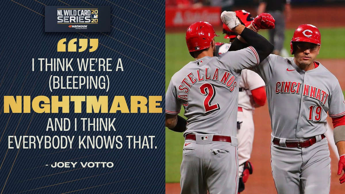 The @Reds are ready. 😤 https://t.co/mlODHHTq7j