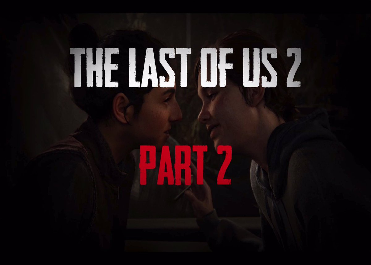 Just Uploaded A Brand New #lastofus2 Video Make Sure To Check It Out. Channel Link In Bio. Things Get Weird😳 https://t.co/3lQ8eY1Jmo