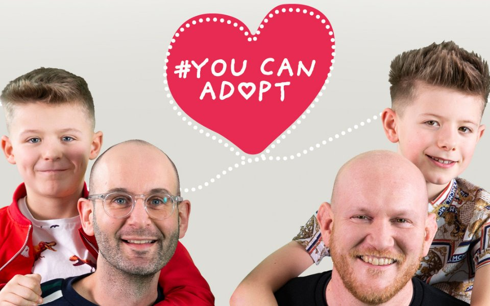 #YouCanAdopt, a new, national adoption campaign, aims to debunk the myths surrounding adoption & highlight the number of children looking for a new family & is being backed by @AdoptionAtHeart, the Regional Adoption Agency for the Black Country. More: https://t.co/e00BvzN1lW https://t.co/eHcKzo52OJ
