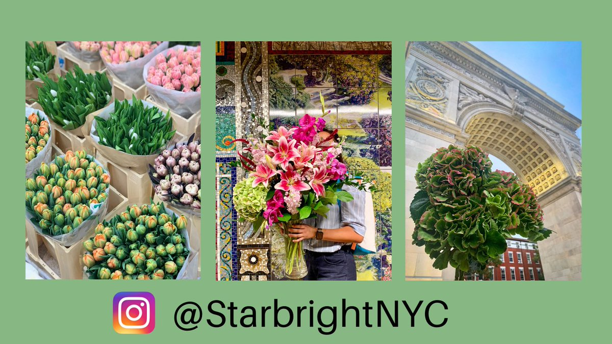 This Saturday, October 3rd, we will be hosting a #virtualtour of The New York City Historic Flower Market. Join us on our Instagram story @starbrightnyc to see what seasonal blooms NYC's wholesale floral distributors have this #autumn 🍁  #virtualevent #nyc #tourism https://t.co/C4FIowvwTI