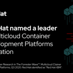 Image for the Tweet beginning: #RedHat has been named a