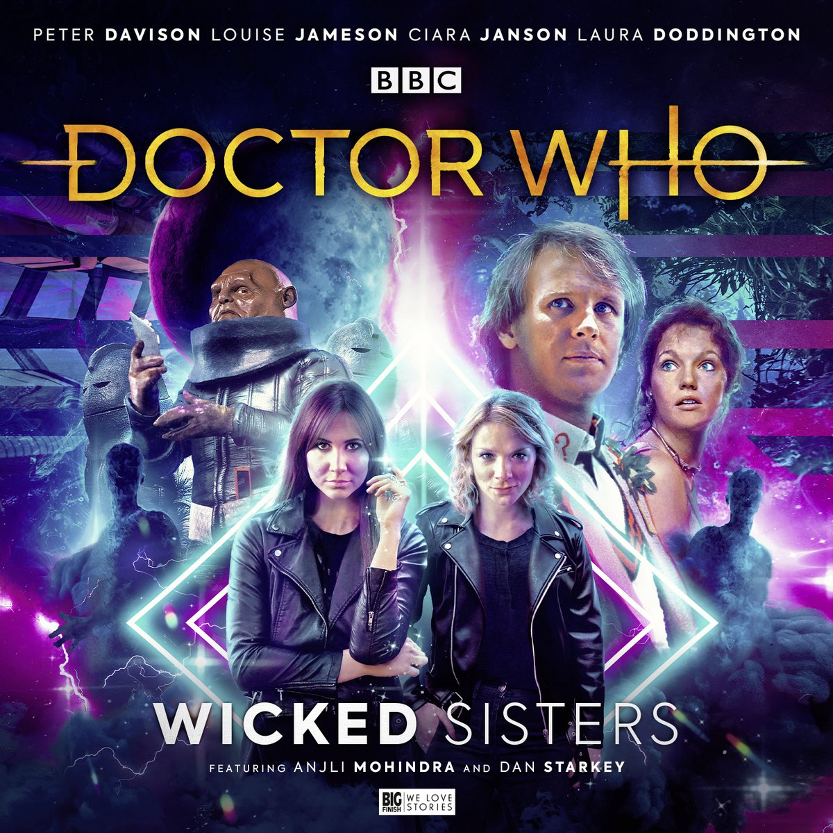 ICYMI! Something wicked this way comes... Pre-order #DoctorWho: Wicked Sisters here: https://t.co/Q5Cs2BhNPN https://t.co/wkkEnv9xyT