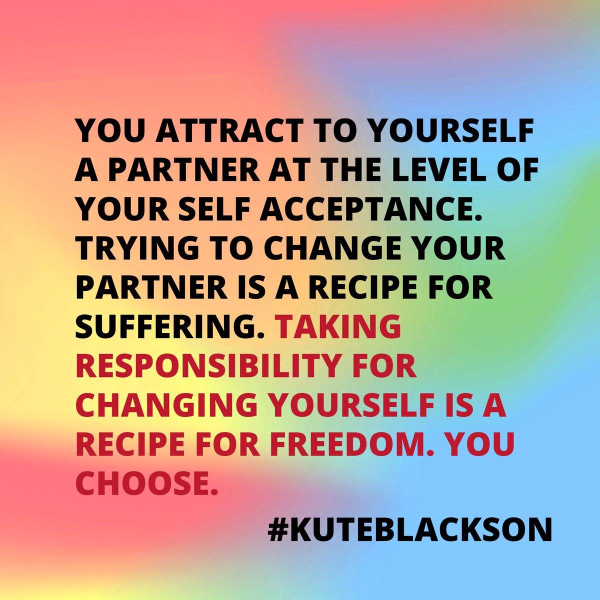 #kuteblackson#lovenow#motivational#inspire#motivate#inspirational#happiness#success#dailyquote#quotes#quotestoliveby#qotd #life https://t.co/RRD2nEl7dn