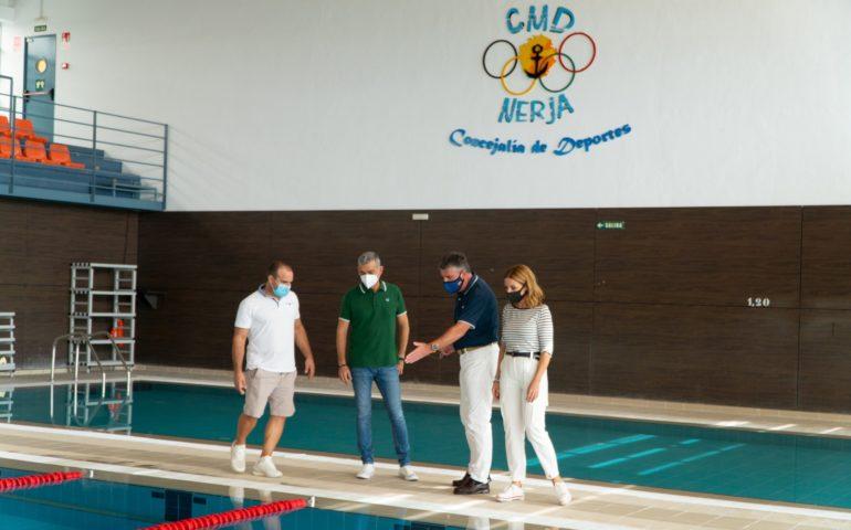 Mañana reabre al público la piscina climatizada de Nerja axarquiaplus.es/manana-reabre-… 2