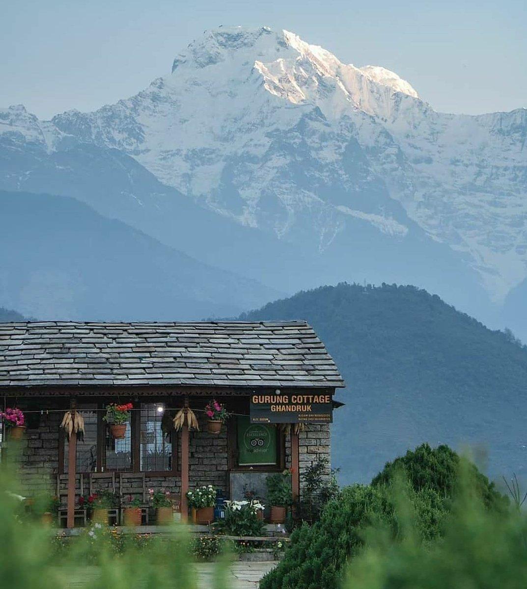 Ghandruk, Nepal 📸: @prascoooooo  #Travel #Nepal #Ghandruk https://t.co/ImnutSr790 https://t.co/8BIDCqLdpd