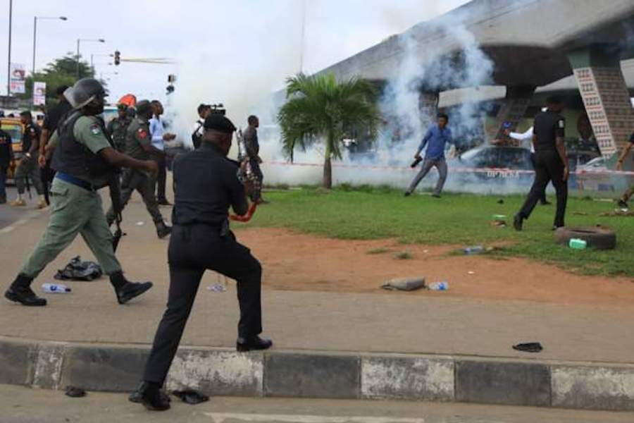 Group Urges US, UK, EU To Issue Visa Ban On IGP, DG SSS, Army Chief If Protesters Are Harassed, Arrested On October 1   Sahara Reporters https://t.co/sZ0ZuaU1wT #October1stProtest @ConcernedNIG https://t.co/efh2lJUG1Y