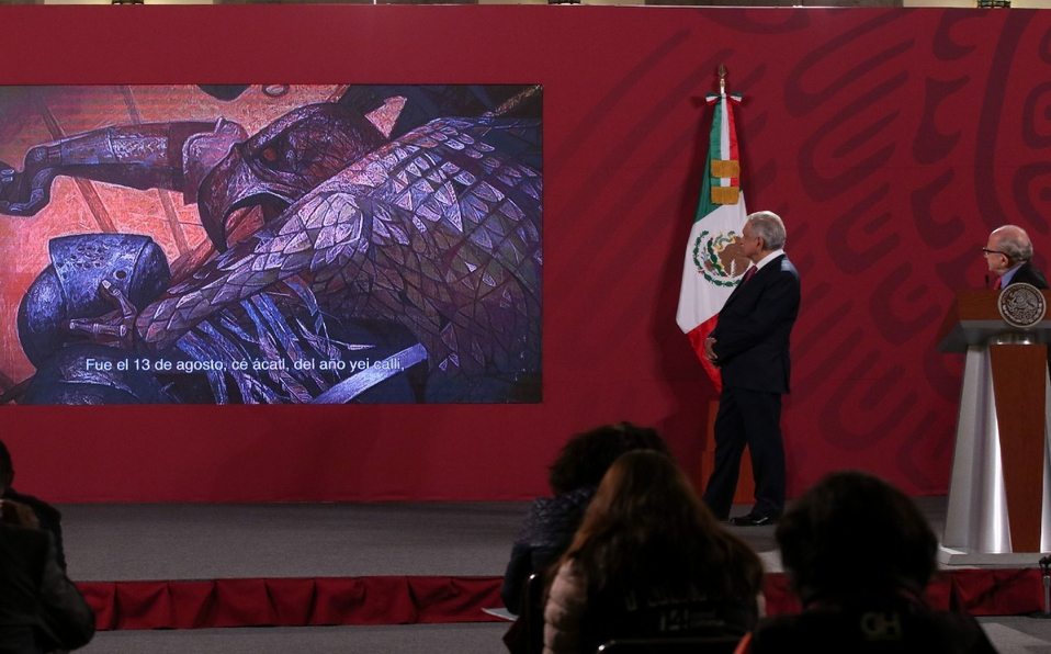 #Nacional Marcelo Ebrard, secretario de Relaciones Exteriores, detalló en La Mañanera de hoy, que del 15 al 27 de septiembre de 2021, se festejará la consumación de la Independencia, y