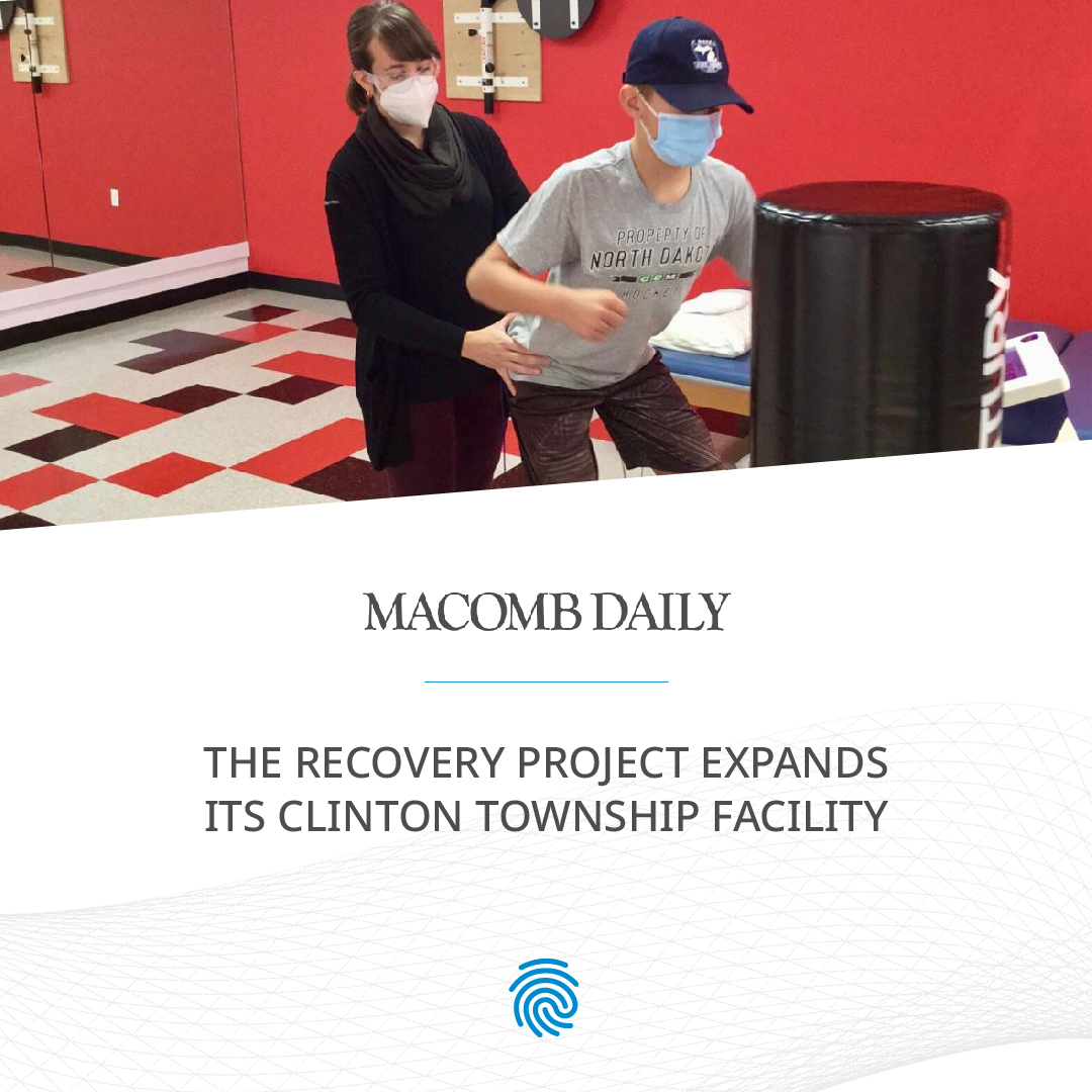 We recently helped #client The Recovery Project welcome patients to their new wellness suite as part of an expansion of their Clinton Township facility. Visit @macombdaily to read the full story: https://t.co/htlUBaTz0G  #LeaveAMark https://t.co/CkjLaUbXdf