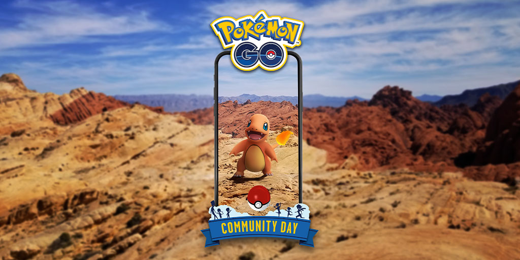 🔥 Get ready, Trainers! Our next #PokemonGOCommunityDay will feature Charmander, the runner-up of the last Community Day poll! 🔥 https://t.co/d9NW6x5gaF https://t.co/KdU8kqRHQL