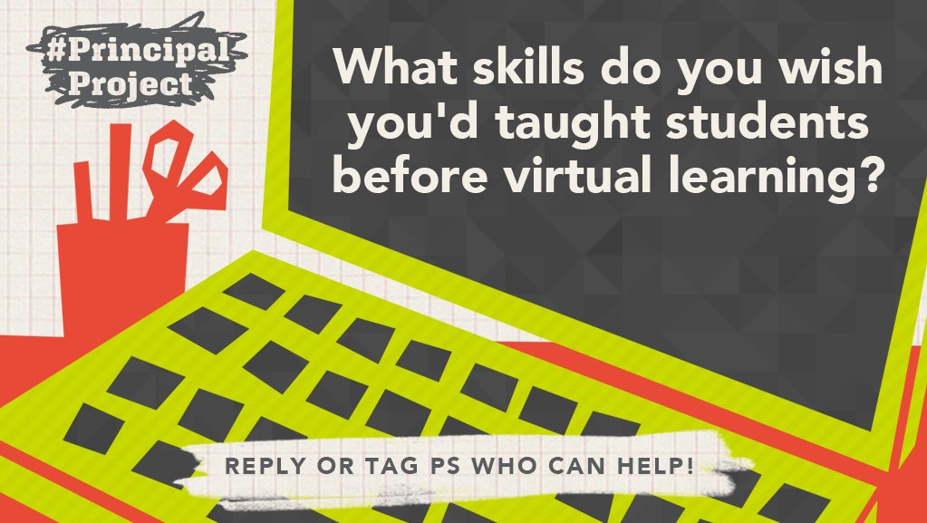 Middle school AP @stevimotheral is leading her school community in person, but shes looking for ways to prepare in case they need to transition to #DistanceLearning. What skills might her team focus on to support student success? #TeachingDuringCOVID #APchat #JoyfulLeaders