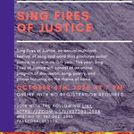 Image for the Tweet beginning: Join us for Sing Fires